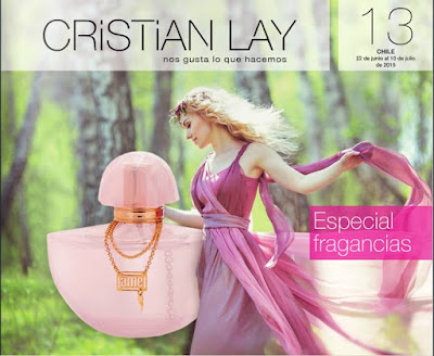 Catalogo CristianLay Chile C-13 2015