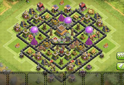Base Farming Design 2016