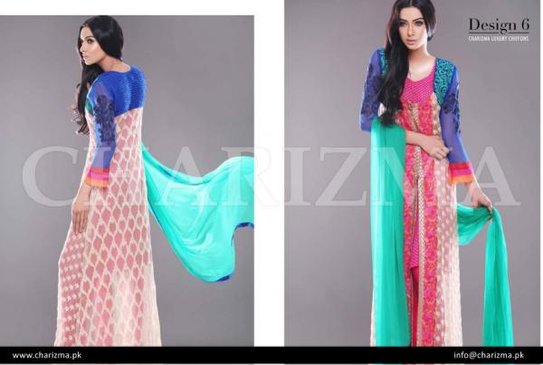 Charizma eid Dressses 2014