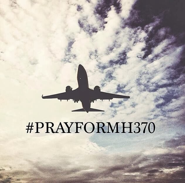 Let s Pray For MH 370