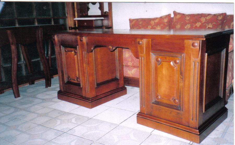 muebles serra oficina clasica