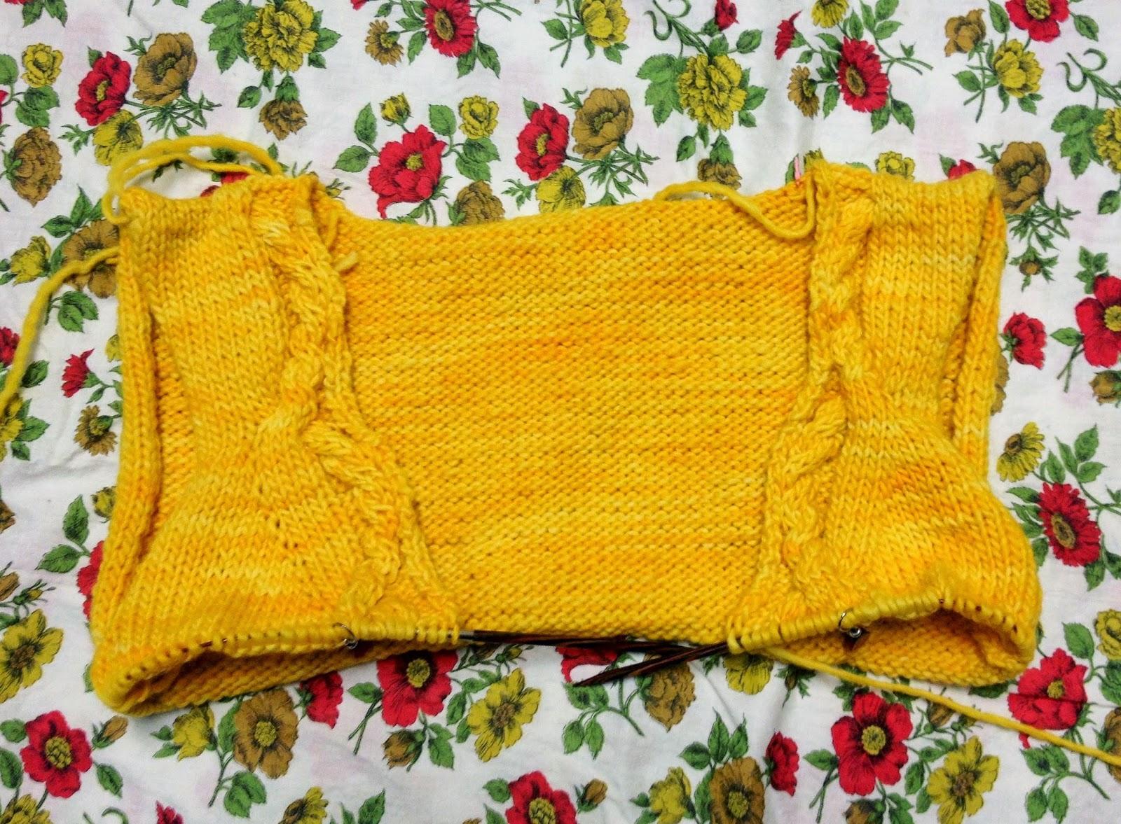 Vintage knitting Marion Cardigan