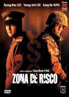 Filme Poster Zona de Risco DVDRip XviD & RMVB Dublado