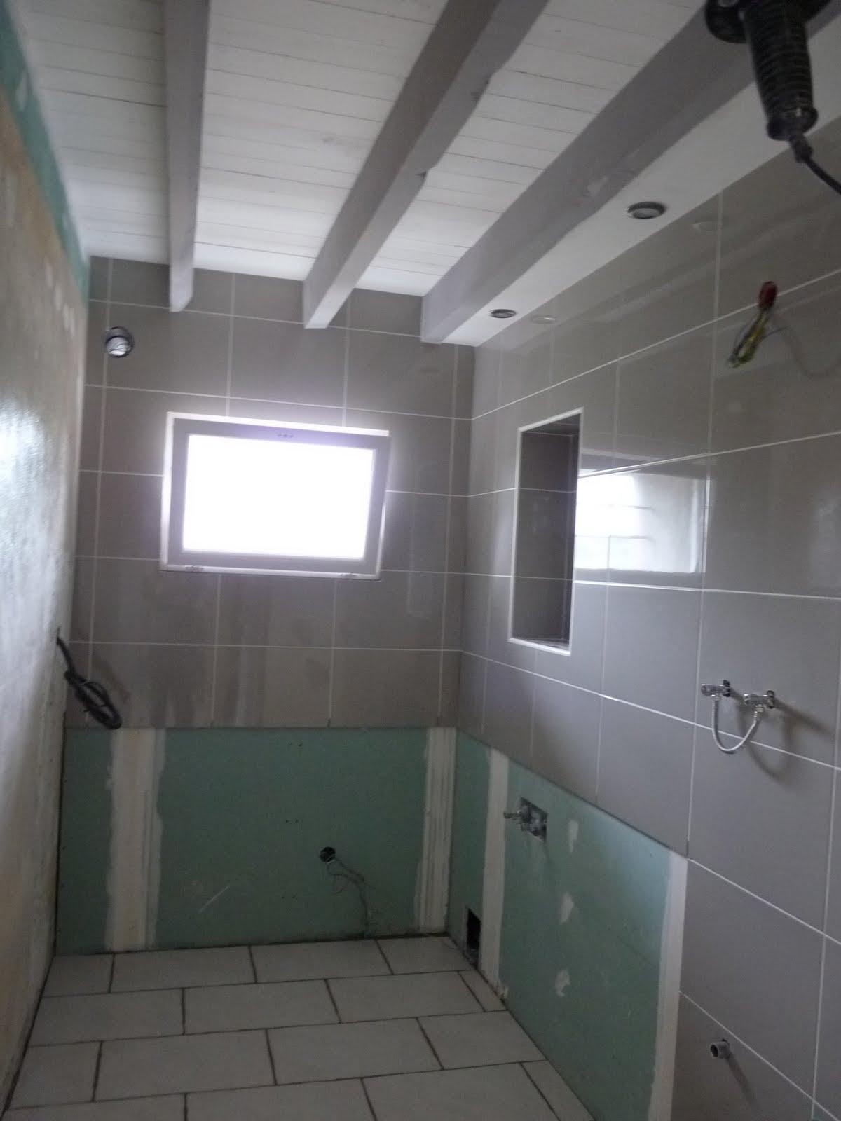Comment Carreler Une Salle De Bain Jusqu'Au Plafond ~ cloison salle de bain a carreler amazing cloison dans une salle de