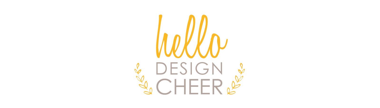 Hello Design Cheer