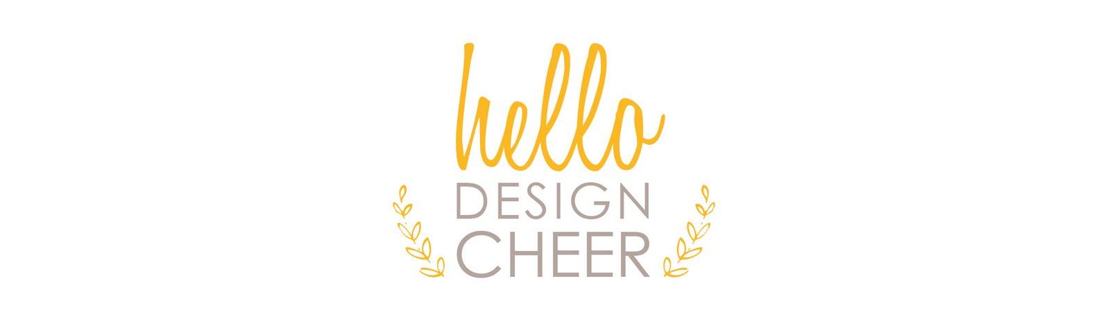Hello Design Cheer