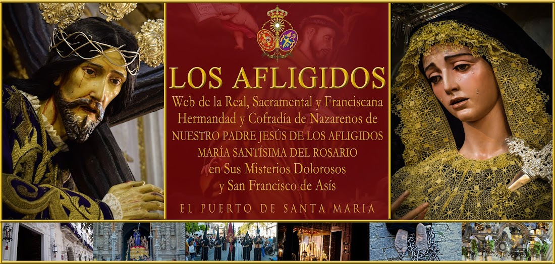 LOS AFLIGIDOS DEL PUERTO DE SANTA MARIA