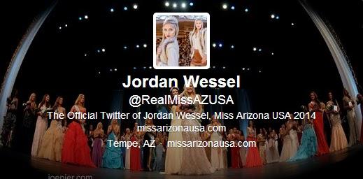 Critical Beauty: CB Loves Jordan Wessel, Miss Arizona USA