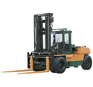 Toyota Forklift Vietnam