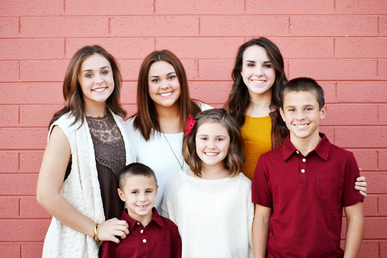 6 Crazy Kids!