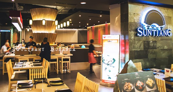 Suntiang Restaurant Pondok Indah Mall 2 Jakarta (Culinary Bonanza)