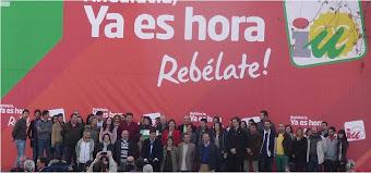 PROGRAMA IULV-CA ELECCIONES ANDALUZAS 25 MARZO 2012. VOTA IZQUIERDA UNIDA.
