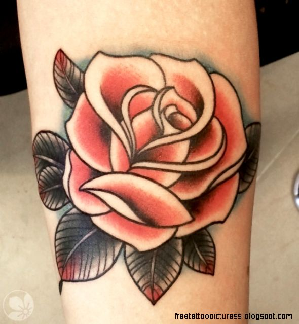 Rose tattoos on Pinterest  Rose Tattoos Rose Outline and Rose