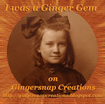 I was a Ginger Gem! X2