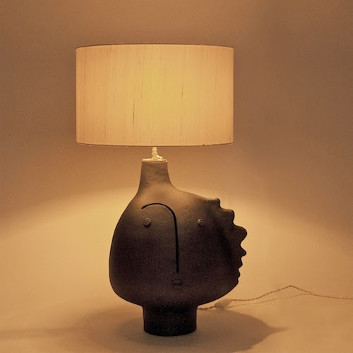 Dalo ceramic lamp