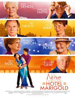 El exótico Hotel Marigold 2 (2015)
