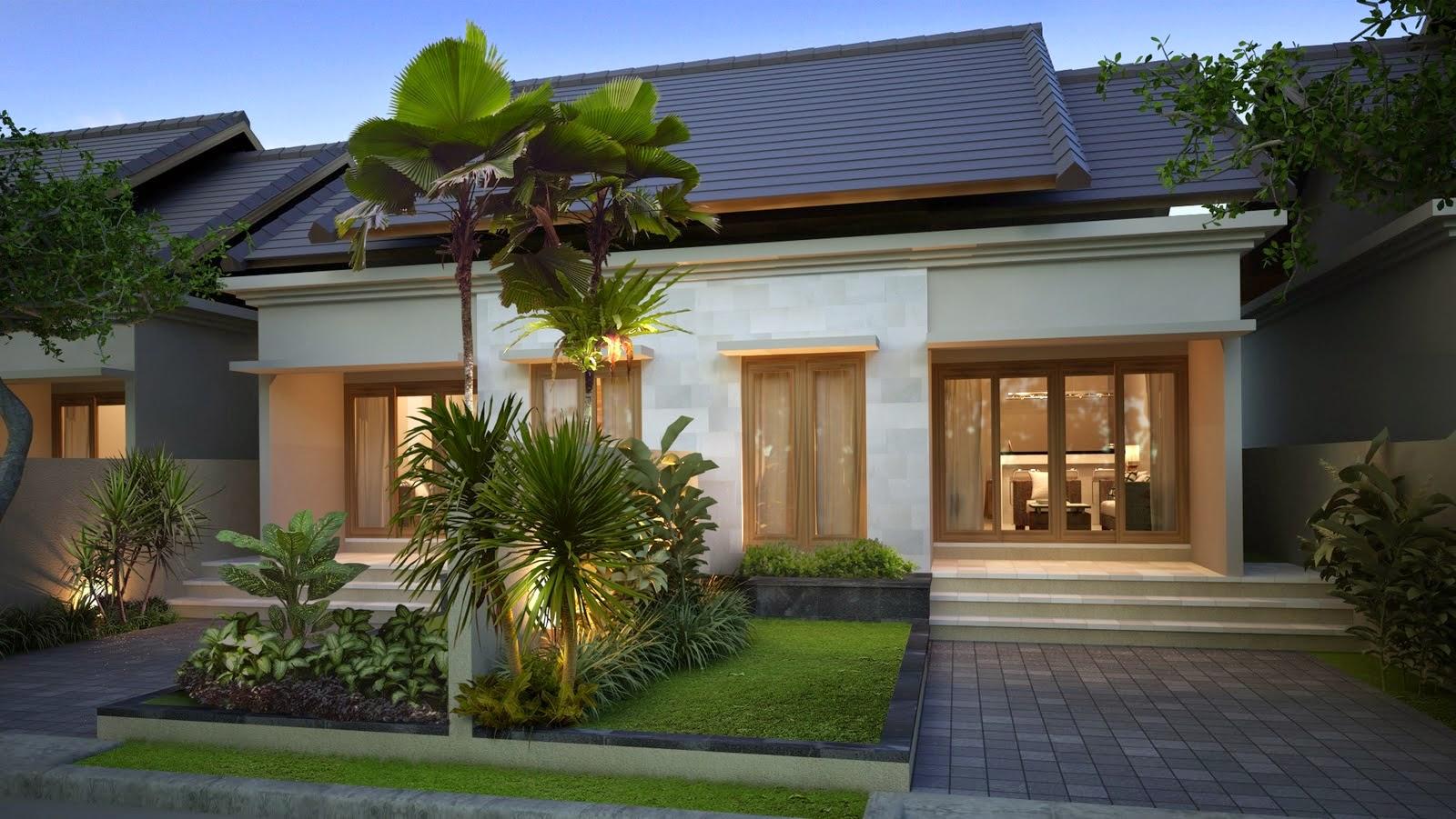 Contoh Design Rumah Minimalis Murah INFO CARA DAN TUTORIAL
