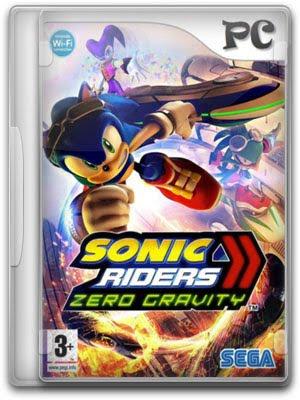 Baixar Sonic Riders Zero Gravity