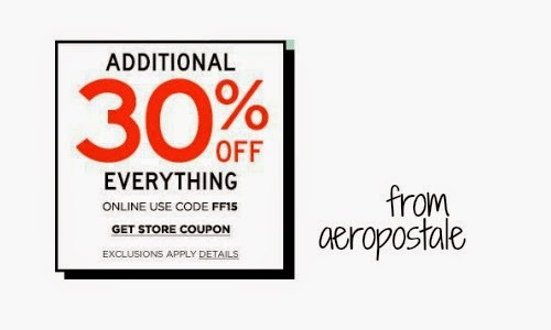 aeropostale coupon july 2015