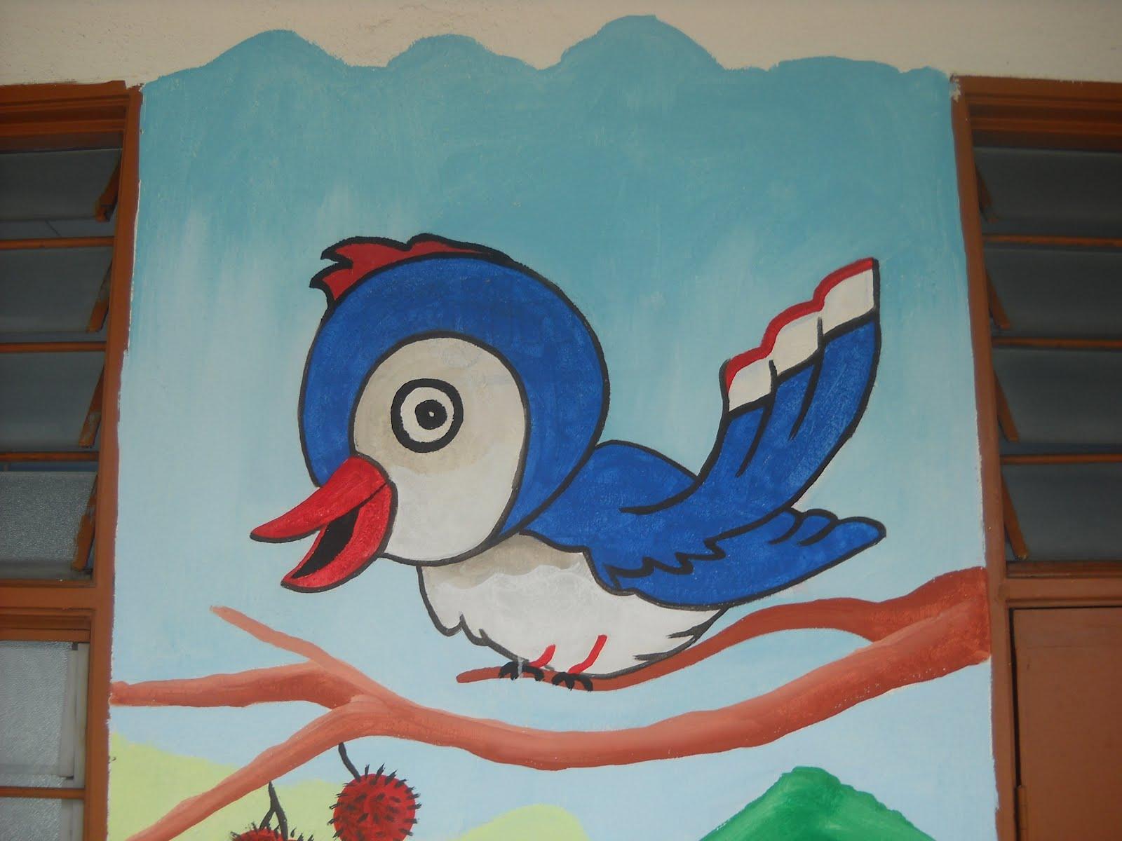 Pelukis mural shah alam permata ku sayang sk jln u3 subang for Mural tadika