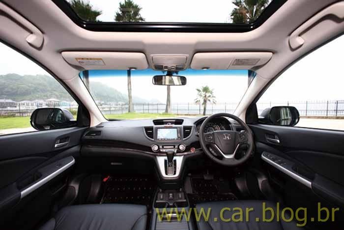Novo Honda Cr V 2012 Tem Pre 231 O Equivalente A R 59 600