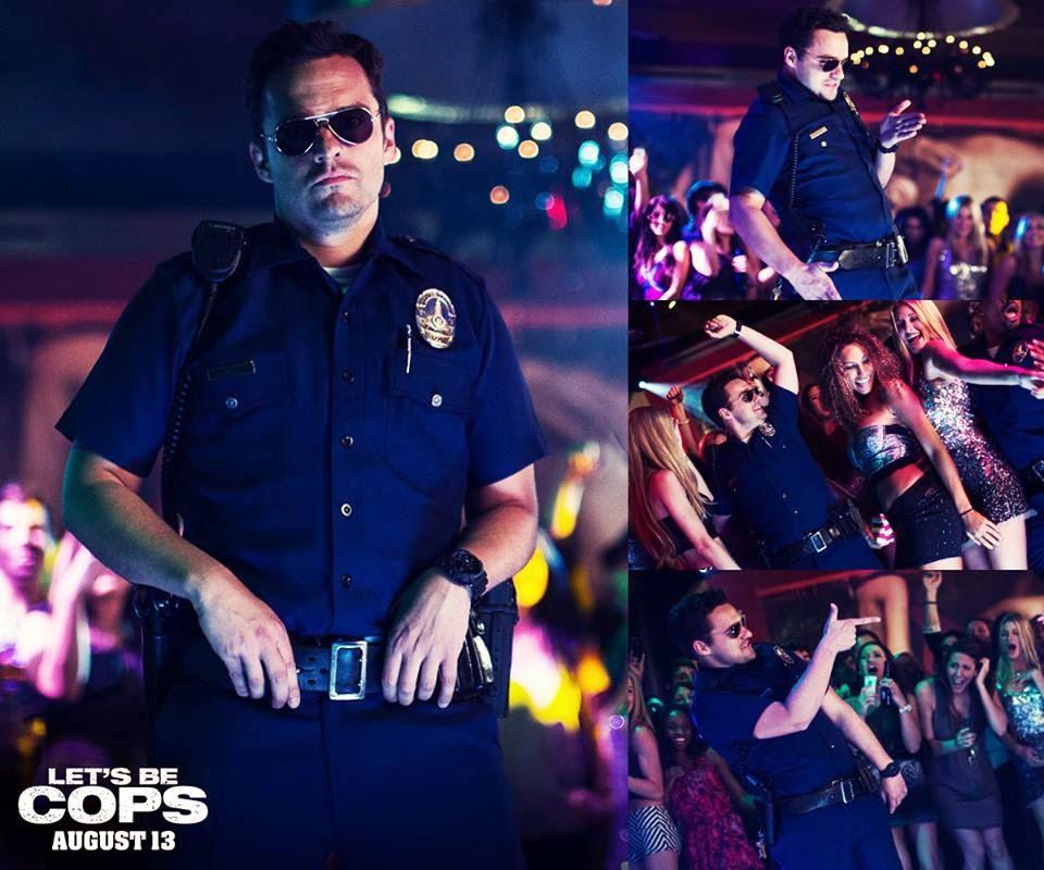 lets be cops jake johnson