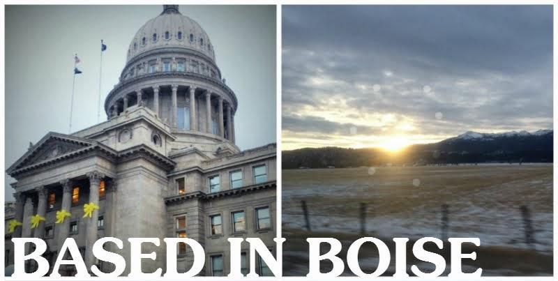 Based  in Boise