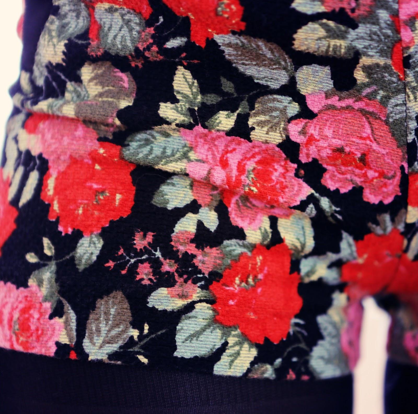 Primark Floral Shorts