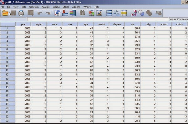 Download Software SPSS