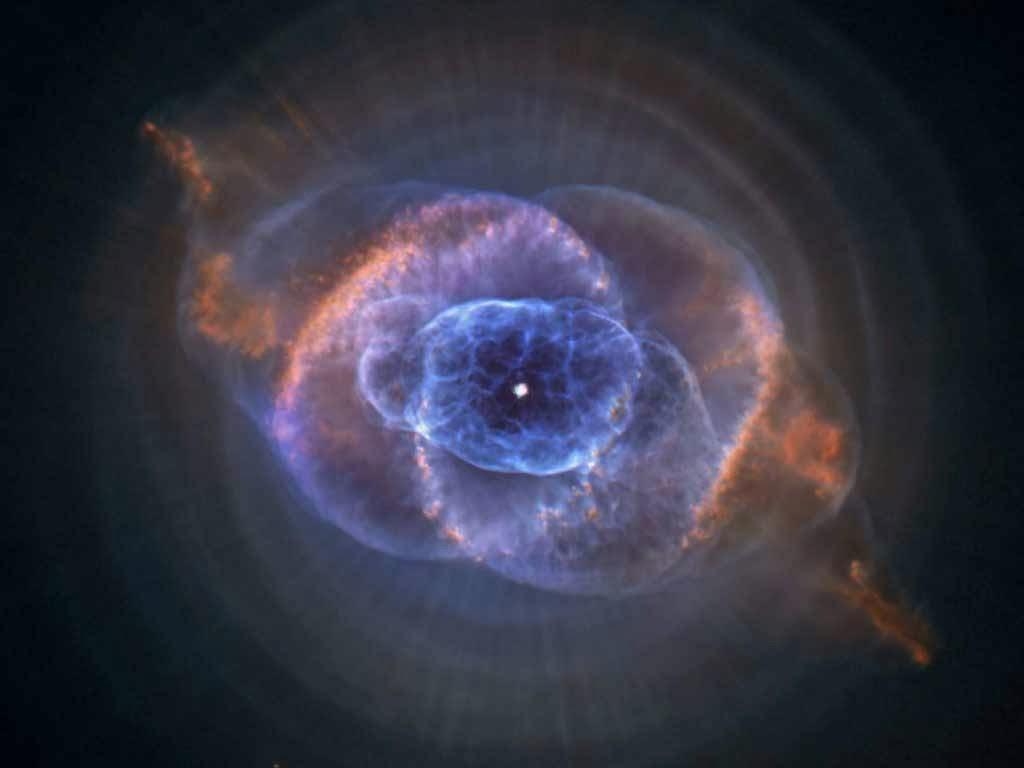 Cat S Eye Nebula Hubble