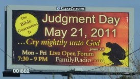 Family Radio arrebatamento