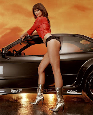 wallpaper hot car. Hot Car Girl Wallpaper