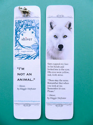 werewolf bookmarks