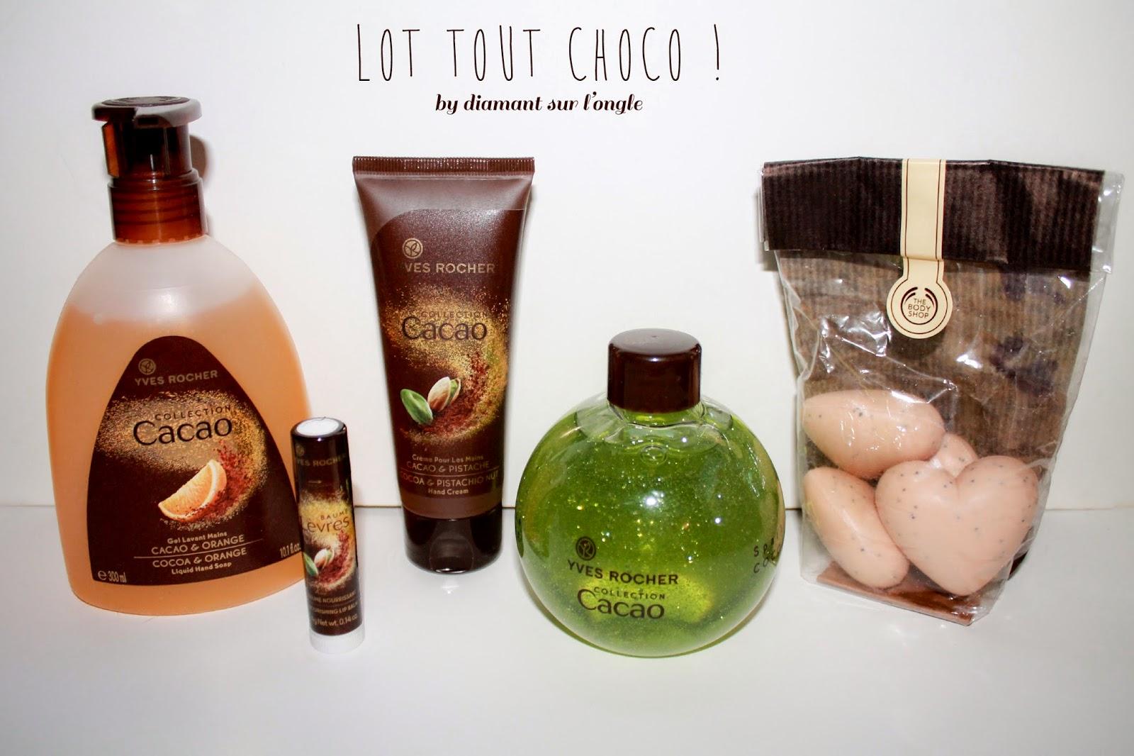 Lot Tout choco