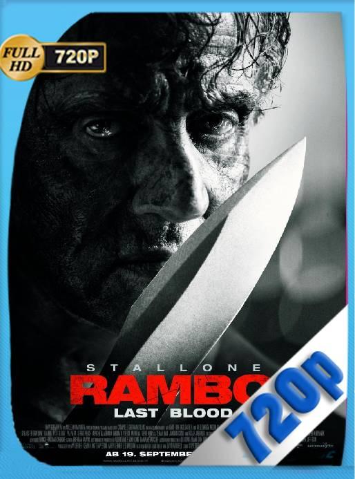 Rambo Last Blood (2019)x265 [720p] [Latino] [GoogleDrive] [RangerRojo]