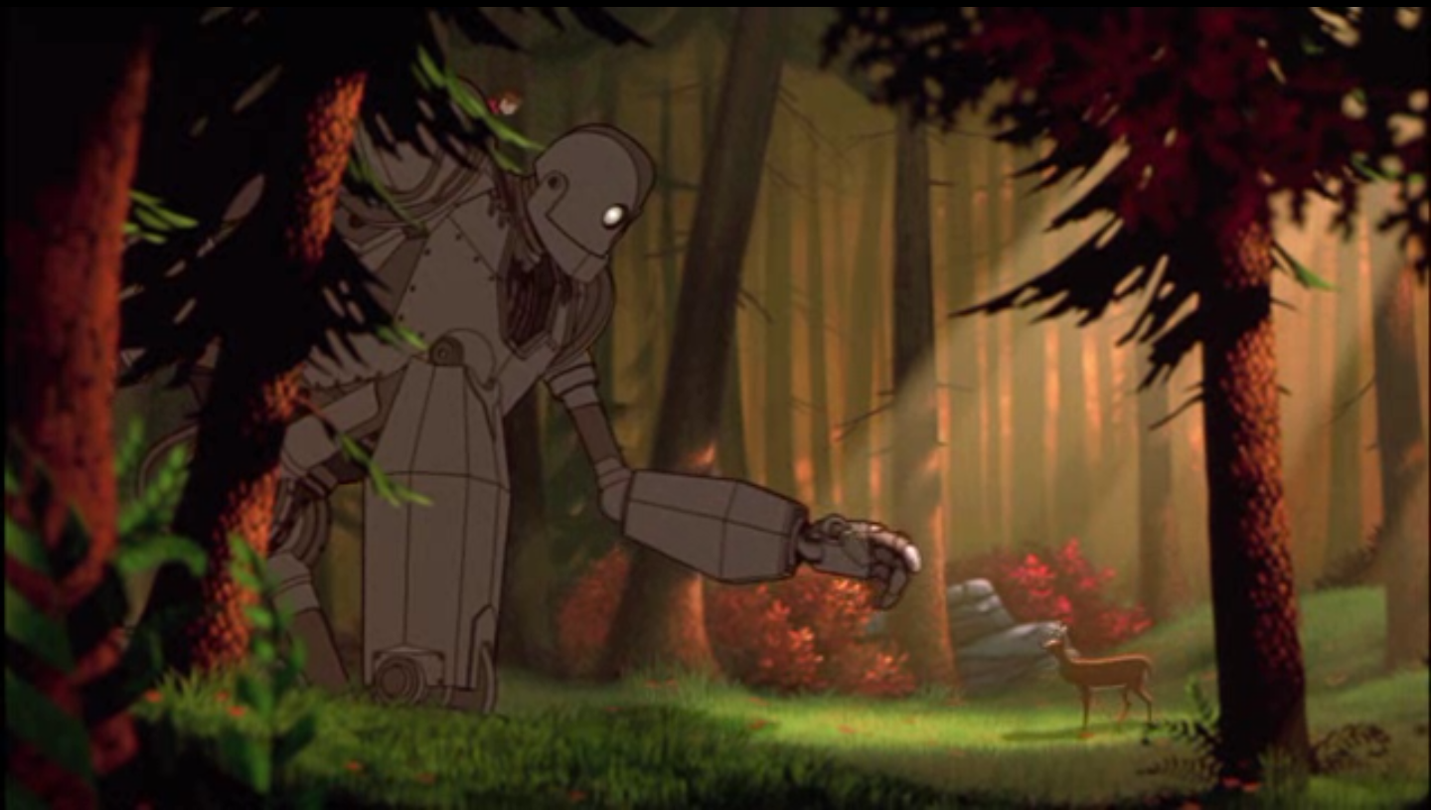 iron giant wallpaper 195287