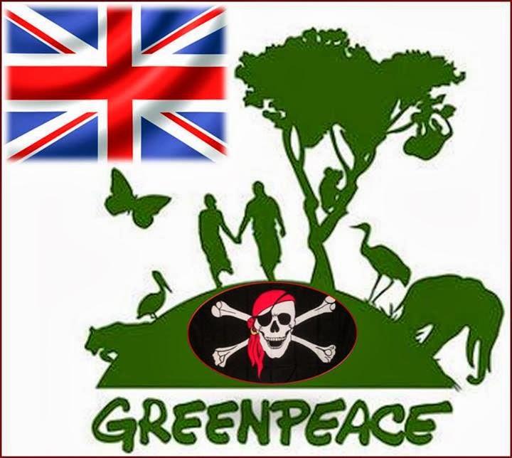 ÚNETE A GREENPEACE PARA DEFENDER LA SOBERANÍA BRITÁNICA SOBRE LAS ISLAS MALVINAS