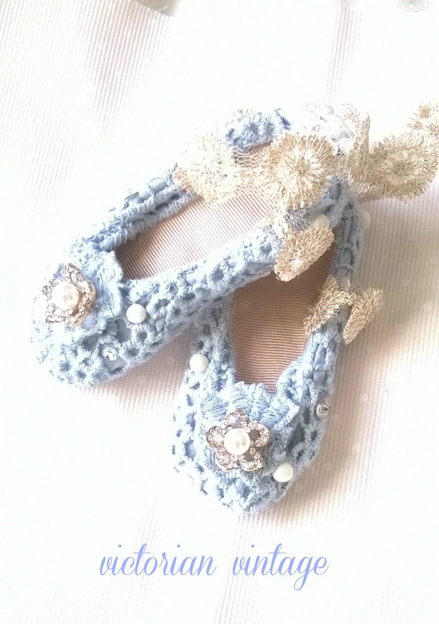Mini zapatilla de ballet