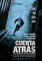 Cartel de Cuenta atrás, con Elena Anaya