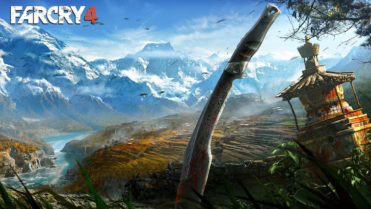 Far Cry 4 Landscape