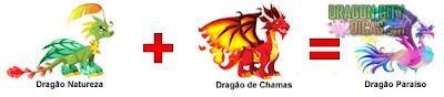 Cruzamento - Dragão Paraíso