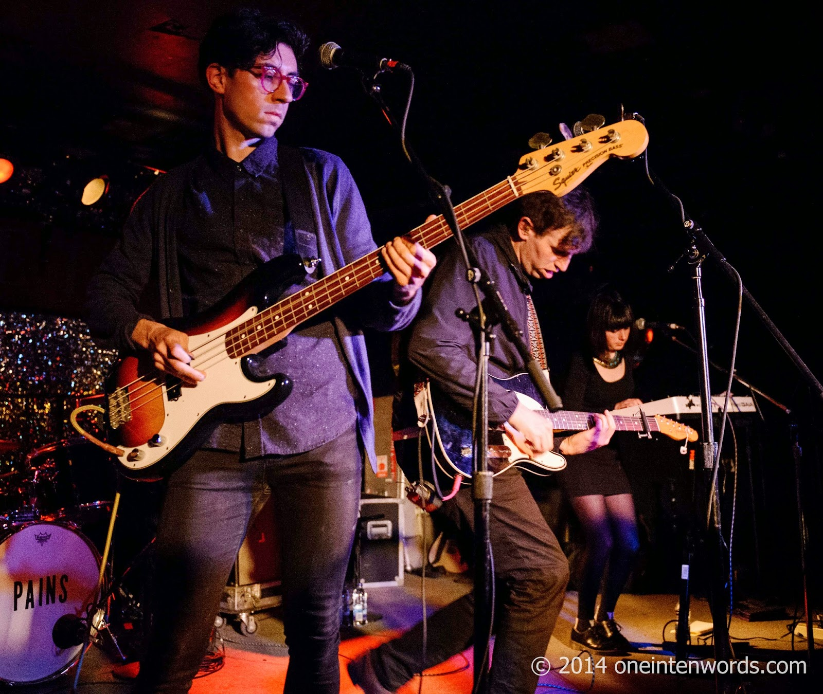 one in ten words: The Pains of Being Pure at Heart at The ...