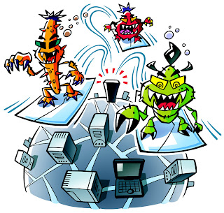 Mengenal Jenis Dan Varian Virus Komputer