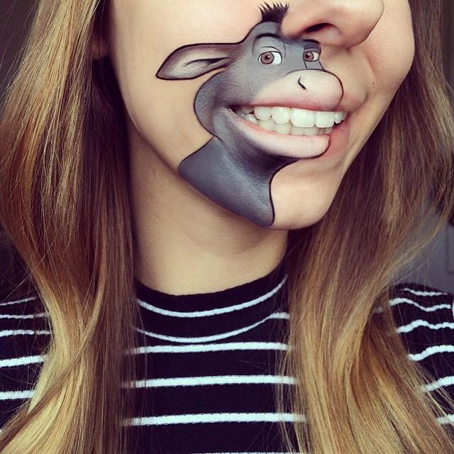 makeup art laura jenkinson