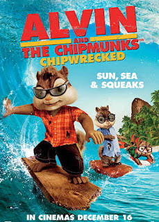 Alvin and the Chipmunks Chipwrecked (2011) 720p Bluray Full Movie Free Download