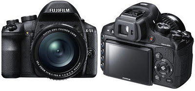 Fujifilm X-S1 with 26x Optical Zoom: specifications and Review