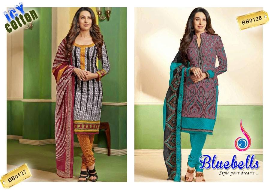 Karishma Kapoor casual wear lawn collection 2015