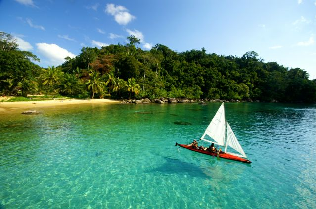 North-East of Madagascar