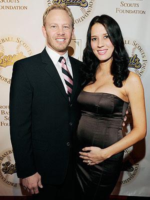 Alexa Havins And Justin Bruening Baby