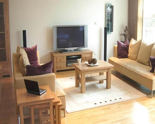 Living room designs choose oak living room furniture to for Living room designs with oak furniture